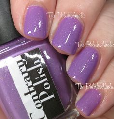 Contrary Polish I Kinda Lilac You