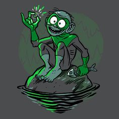 Golem/Green Lantern