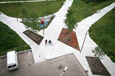Images For > Modern Park Design
