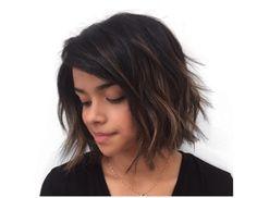 Cieniowane fryzury będą hitem w 2016 roku! Zobaczcie, jak modnie ściąć włosy - Strona 23