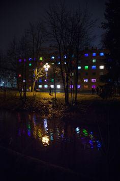 Light castle | Spots Festival Lights, Castle, Castles