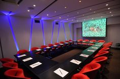Cosmopolitan #hotel #florence #meeting room