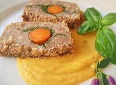 Il ghiotto borlotto è in realtà un polpettone a base di fagioli borlotti, 100% vegetale, delizioso, bello e sano.