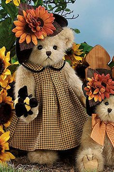 ✿♥^o^♥✿ halloween ✿♥^o^♥✿ Vintage Teddy Bears, My Teddy Bear, Cute Teddy Bears, Bear Toy, Bear Pictures, Boyds Bears, Bear Wallpaper, Love Bear, Bunny