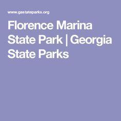 Florence Marina State Park | Georgia State Parks