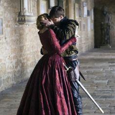 The Virgin Queen - Anne Marie Duffy & Tom Hardy