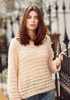 Knitting Patterns Galore - Alexandra