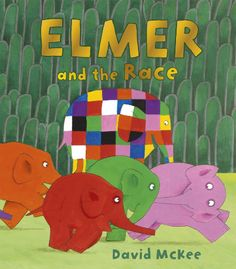 Elmer and the Race • English Wooks