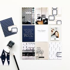 """107 Likes, 29 Comments - Heather Meeson (@39ruedescartes) on Instagram: """"Getting back in the PL groove (and digging everything navy right now)."""""""