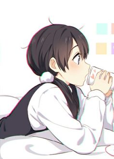 Uploaded by Waad. Find images and videos about couple, anime and kawaii on We Heart It - the app to get lost in what you love. Anime Love Couple, Couple Cartoon, One Piece Anime, Tamako Love Story, Cute Anime Coupes, Friend Anime, Matching Profile Pictures, Anime Couples Drawings, Avatar Couple
