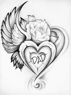 Dad tattoo idea