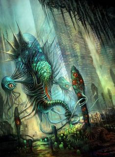 RIFT: Water Colossus by Ferdinand Dumago Ladera FerdinandLadera.deviantart.com on @deviantART