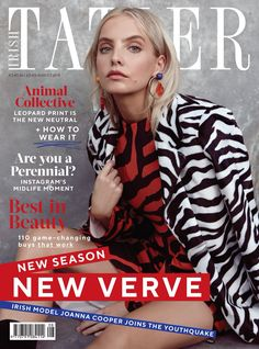 Top Model Joanna Cooper Booking: influencers@andrea.ie . . #model #Tatler #tatlermagazine #missireland #topmodel #modelagency #fashion #beauty #makeup #casual #glam #glamor #glamour #glamorous #makeupgoals #curls #accessories #contour #hairgoals #print #photoshoot #zebraprint #magazine #covergirl #joannacooper #animalprint Animal Print Fashion, Fashion Prints, Animal Collective, Model Agency, Covergirl, Fashion Stylist, Hair Goals, Irish, Stylists
