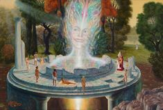 Visionary Art Treasures - available for Purchase