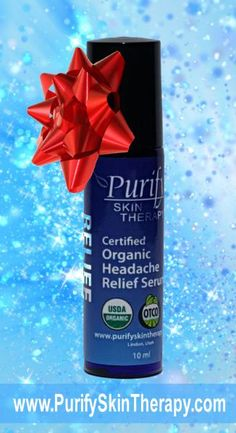 Thankfully, I don't often get headaches, but when I do, I reach for Headache Relief Serum from Purify Skin Therapy. The fresh scent of this roll-on product smells good enough to eat, and beca… Headache Relief, Good Enough To Eat, Rheumatoid Arthritis, Smell Good, Giveaways, Stress, Therapy, Personal Care, Bottle