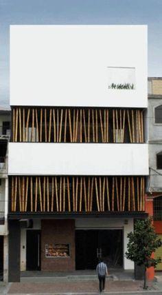 Concept Board Architecture, B Architecture, Futuristic Architecture, Spa Interior, Cafe Interior Design, Design Exterior, Facade Design, Modern Tropical House, Retail Facade