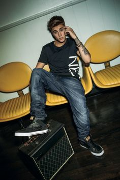 Justin Bieber for Adidas NEO Label Fall/Winter 2013 Campaign