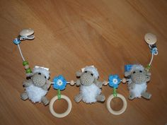Lieselotjes handwerk: Patroon schaapjes