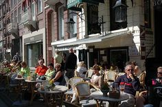 cafe amsterdam terrace