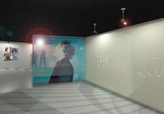 Tim Burton by Anna Cubillo, via Behance Tim Burton, Anna, Behance, Exhibitions