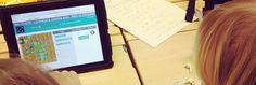 Koodaamisen aloittaminen ei ole vaikeaa! Coding For Kids, Programming For Kids, Ipad, School, Kids Programs