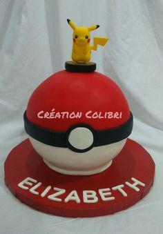 Gâteau Pokemon Cake
