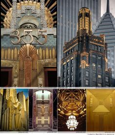 Art Deco Architectural