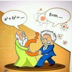 Math Humor: c squared