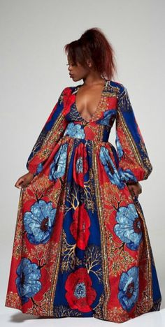 035e3e72c41a42 The Most Popular African Clothing Styles for Women in 2018 15
