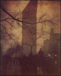 Edward Steichen, The Flatiron (1905)