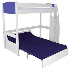 Metro Lane Cartwright High Sleeper Bed Reviews Wayfaircouk