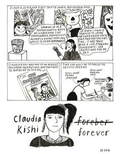 Claudia Kishi: My Asian-American Female Role Model Of The '90s