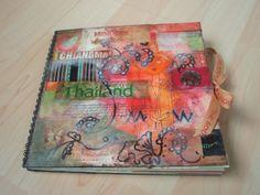 Yann's Journal: Recycled  Travel Journal