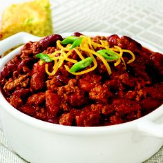 Slow Cookers Chili