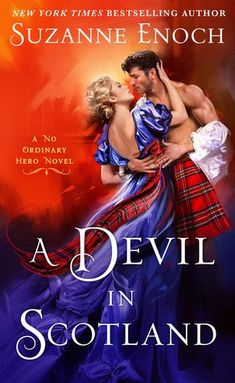 Sportochick's Musings REVIEW: BIG 5 STARS to A Devil in Scotland by Suzanne Enoch