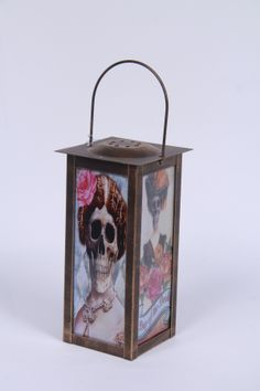 lantern skull