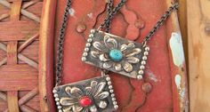 Sheridan Flower Necklaces