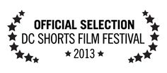 "Excited that ""Ending Up"" is a part of DC Shorts fest in Sept 2013!"