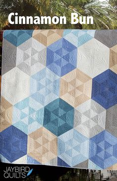 Introducing Cinnamon Bun!! | Jaybird Quilts
