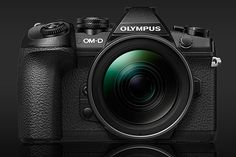 The Olympus OM-D Mark II is the flagship Micro Four Thirds camera of the Japanese manufacturer. The New flagship of Olympus has been recently released. It's the OM-D MARK Cameras Nikon, Camera Lens, Wifi, Pancake Lens, Sony, Mark Ii, Centenario, Camera Reviews, Camera Settings