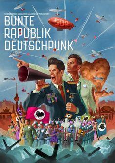 SDP - Bunte Rapublik Deutschpunk | Mehr Infos zum Album hier: http://hiphop-releases.de/deutschrap/sdp-bunte-rapublik-deutschpunk