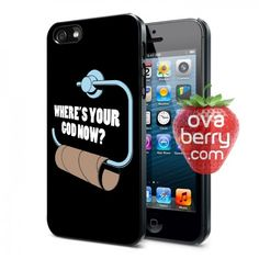 Where Your God Now Phone and Samsung Galaxy Phone Case