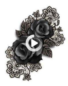 Tattoo Girls, Girl Tattoos, Tattoos For Guys, Tattoo Women, Tatoos, Foot Tattoos, Flower Tattoos, Body Art Tattoos, Sleeve Tattoos