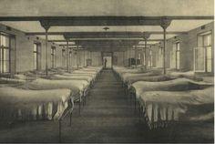 salles communes hôpitaux   1931-Pierre Roelandt à Saint-François d'Assise-hazebrouck