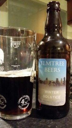 Elmtree Beers Winter Solstice Vanilla Porter