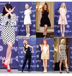 •~ SNSD Channel Press Conference || Fashion ~•