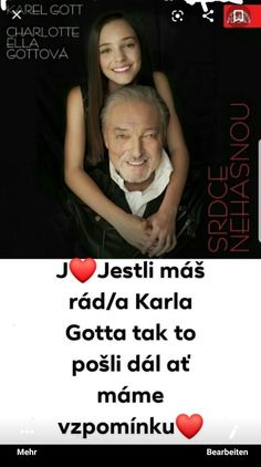 Karel Gott, Teachers, Pictures