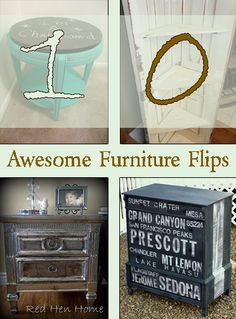 10 awesome furniture flips
