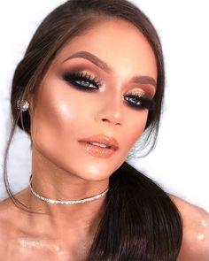 How To Create A Perfect Cut Crease – Makeup Mastery Natural Makeup Look Tutorial, Makeup Looks Tutorial, Natural Makeup Looks, Glam Makeup Look, Beauty Makeup, Hair Makeup, Colorful Eye Makeup, Simple Eye Makeup, Cut Crease Makeup