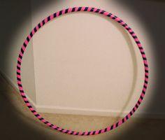 DIY Hoolah hoop